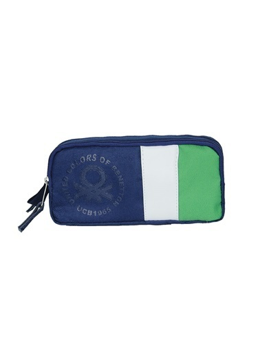 Benetton Benetton Çift Gözlü Kalemlik 70089 Renkli